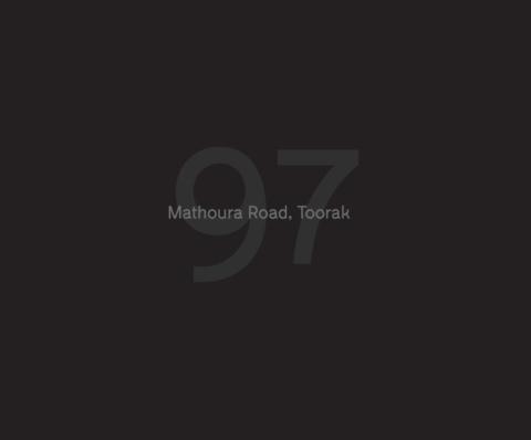 Moda   Mathoura Road   Property Marketing Toorak   Assembly